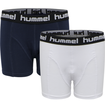hmlBOXERS-2 PACK, BLACK IRIS, packshot
