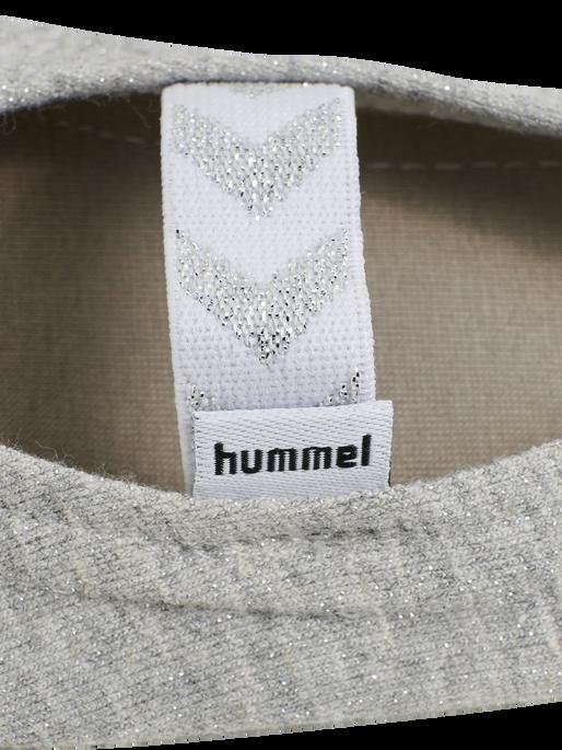 HUMMEL GYM SHOE, SILVER, packshot